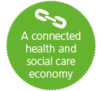 A connected health and social care economy