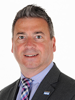 David Jago, Acting Chief Executive of Wirral University Teaching Hospital NHS Foundation Trust