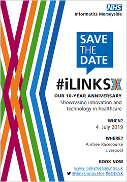 iLINKSX Save the Date Poster